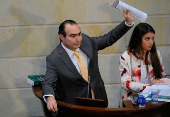 La muerte política del magistrado Jorge Pretelt