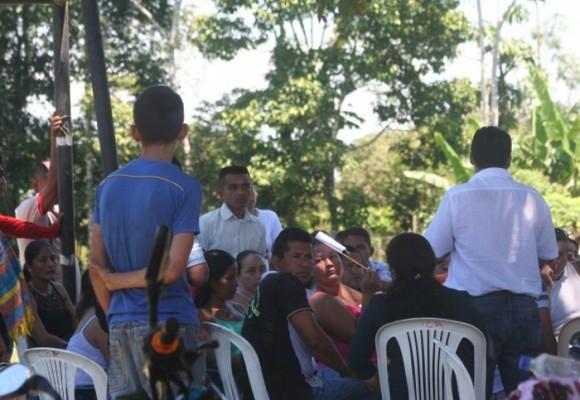La paz llegó a las selvas del Putumayo