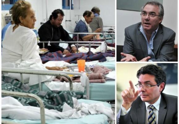La enfermedad de la salud: el sistema puede colapsar
