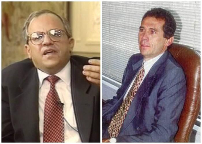 En el gobierno de Ernesto Samper se realizaron las grandes privatizaciones del sector con Rodrigo Villamizar como Ministros de minas