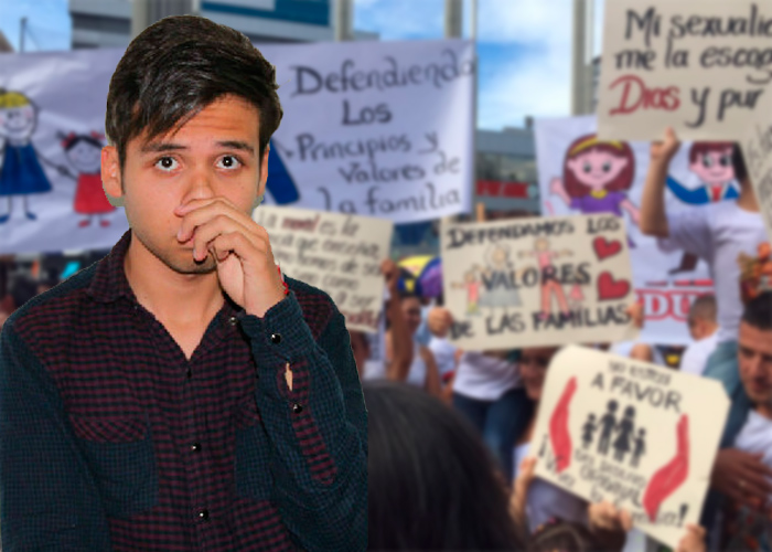 Las cartas de Sergio Urrego previas a su suicidio