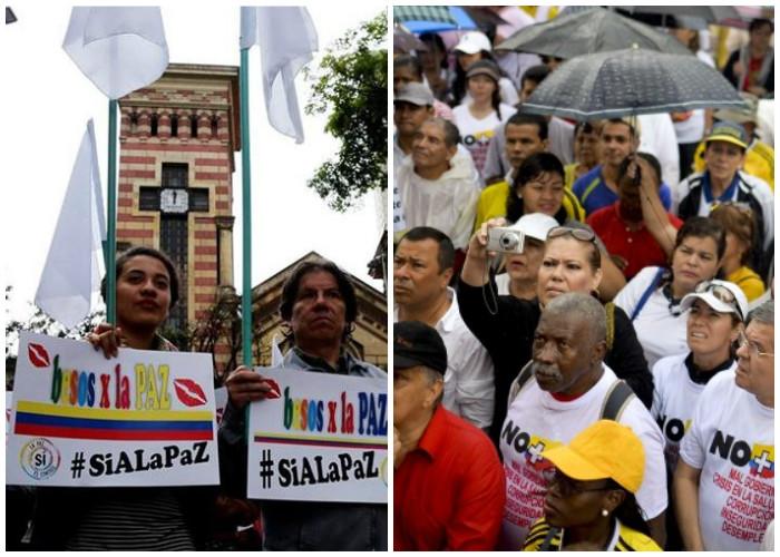 Ni por el Sí ni por el No, los colombianos decentes no votamos en el plebiscito