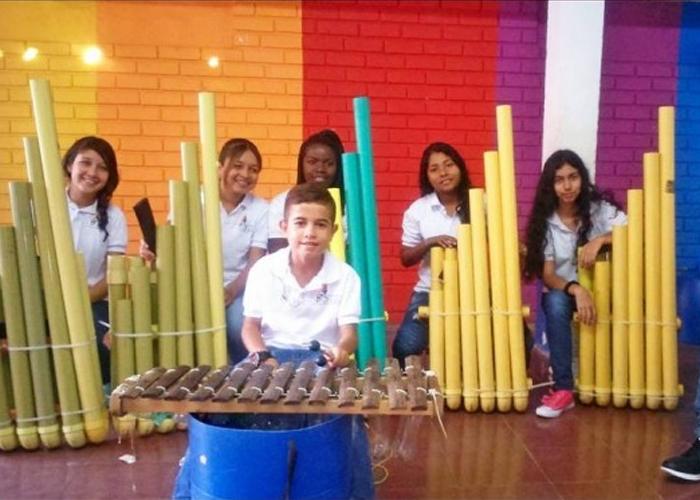 'Tambores de Siloé' sonará en el Festival Petronio Álvarez