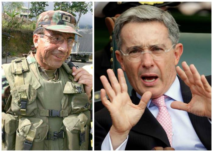 La absolución del general preso más cercano a Uribe