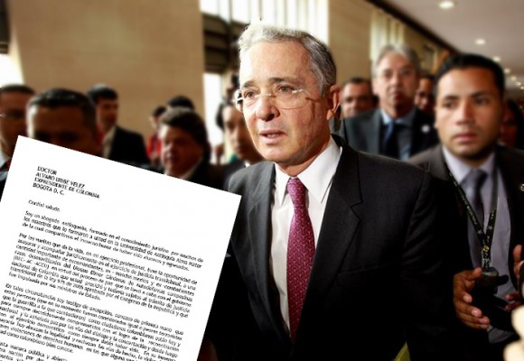 """""""Doctor Uribe: varios desmovilizados de las Autodefensas Campesinas están comprometidos con la Paz"""""""
