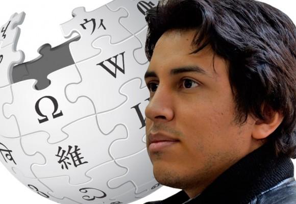 Un colombiano que pesa en Wikipedia