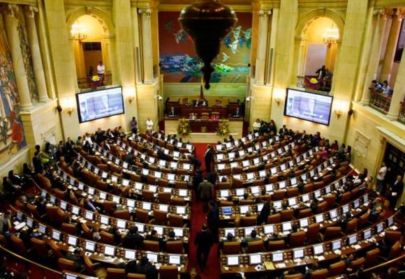 Congreso hace conejo a los acuerdo de paz