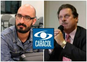 ¿Ramón Jesurum detrás de la salida del periodista de Caracol TV, Alejandro Pino?
