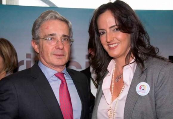 Jalón de orejas de Álvaro Uribe a María Fernanda Cabal