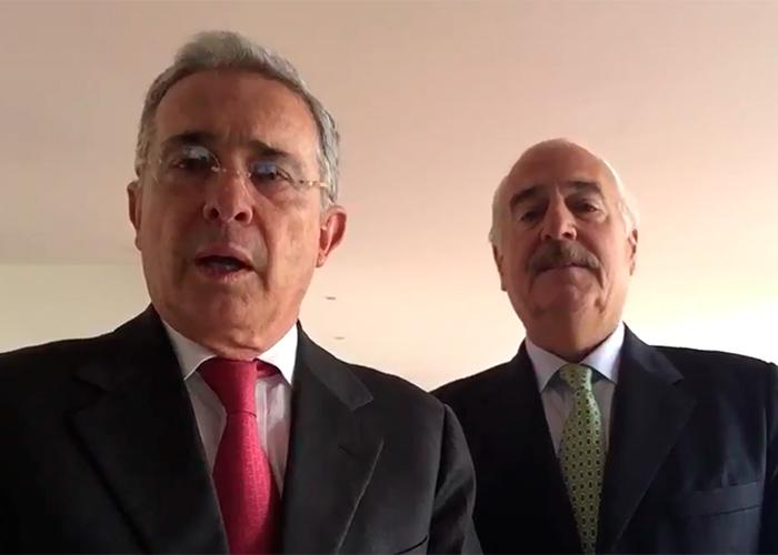Tenaza Uribe-Pastrana contra Maduro y el acuerdo de paz