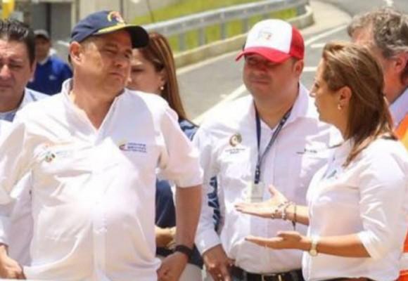 Video: El plantón de la Gobernadora del Meta a Vargas Lleras