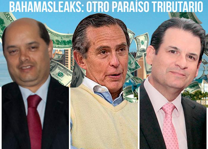 Los colombianos del Bahamas Leaks, el nuevo paraíso fiscal