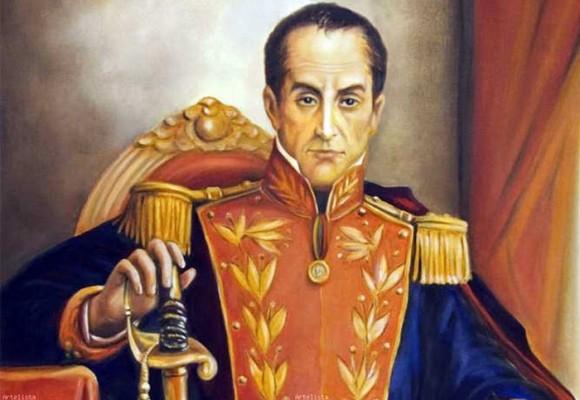 Los indignos homenajes a Simón Bolívar en Pasto