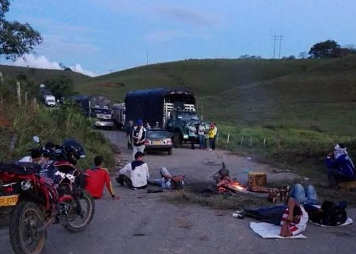 Continuan los disturbios en el Caquetá por impacto de petroleras