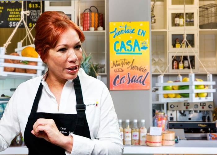 Helados de Kola Román, salpicón de pescado, changua gourmet: Los sabores de Colombia en un solo restaurante