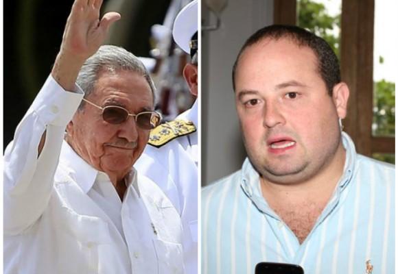 Uribistas pura sangre y delegación Cubana compartieron hotel y piscina en Cartagena