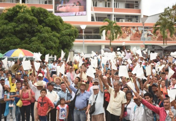 Continúa la campaña por el SÍ en el Cauca