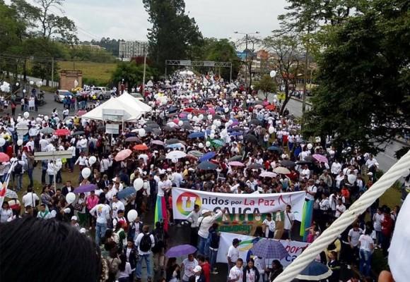 El Cauca le dice Sí a la paz