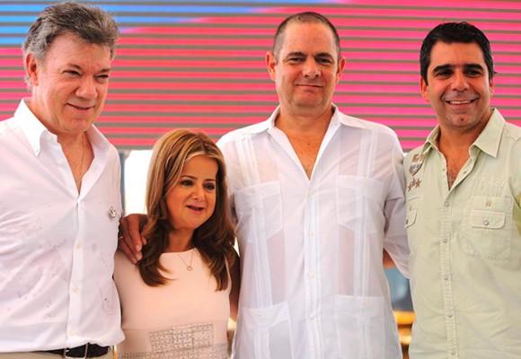 El regalo de Vargas Lleras y los Char a Santos y al plebiscito en Barranquilla