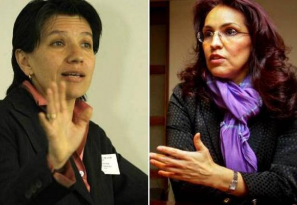 Vivianne Morales le gana round a Claudia López en la adopción gay