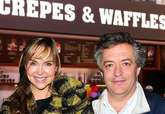 Crepes & Waffles estaría en venta por el divorcio de los esposos Macías