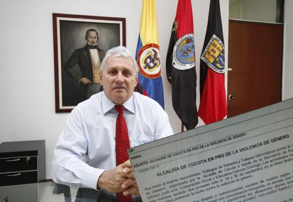 Alcaldía de Cúcuta lanza comunicado en pro de la violencia de género