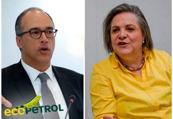 El último encontrón entre Juan Carlos Echeverry y la ministra Clara López