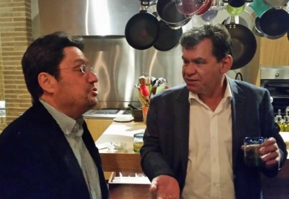 El intento de León Valencia por convencer a Pacho Santos de votar Sí