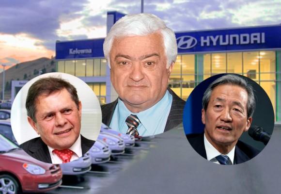 La ira de Mattos contra Hyundai toma ribetes diplomáticos