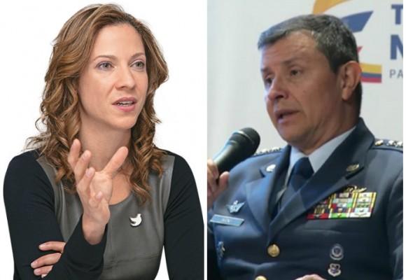 Peloteo gubernamental por los aviones que sobrevaloraron la firma de la paz