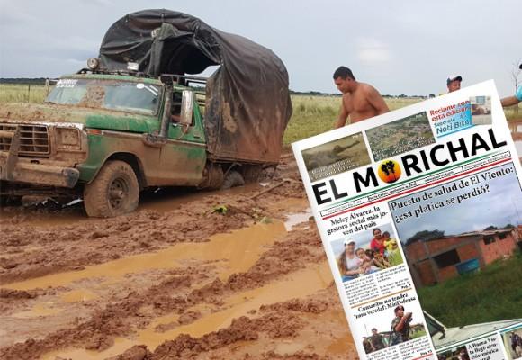 El Morichal, un periódico para el Vichada