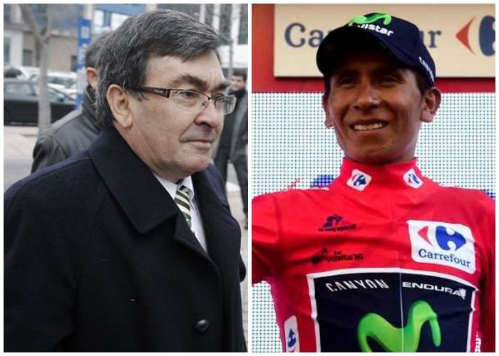 El español que se llevó a Nairo Quintana a Europa