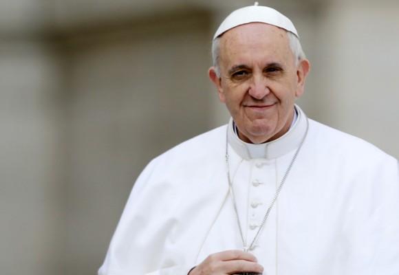 El Papa Francisco le dijo Sí a la paz