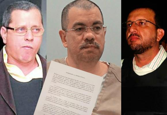 La carta con que los máximos jefes paramilitares apoyan el plebiscito