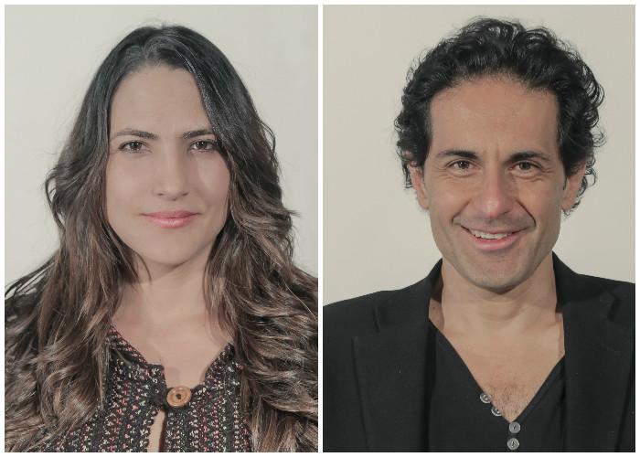Fiesta de actores colombianos en el Día Internacional de la Paz