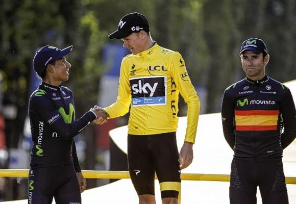 ¿Nairo ya se ganó dos Tours de Francia?