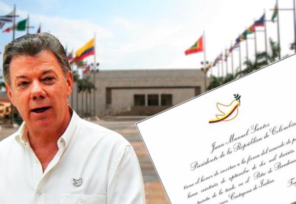 Centro de convenciones de Cartagena, el escenario para la firma del acuerdo de paz