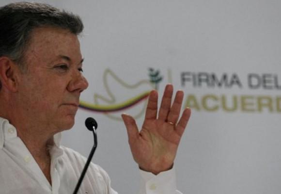 Discurso del Presidente en la firma final del acuerdo con las Farc