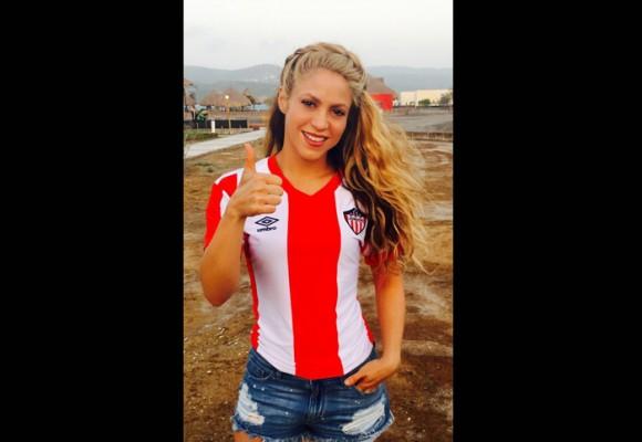 ¡Resentidos, dejen en paz a Shakira!