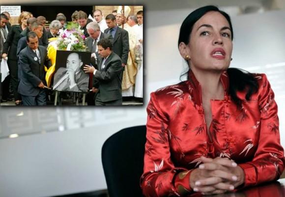 Sofía Gaviria, la voz altisonante del Partido Liberal frente al prceso de paz