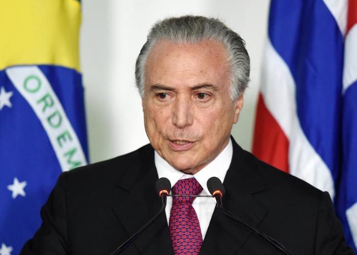 Michel Temer ¿Un cambio positivo para el futuro de Brasil?