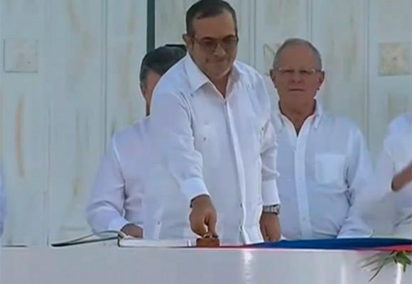 El perdón de Timoleón Jiménez en Cartagena