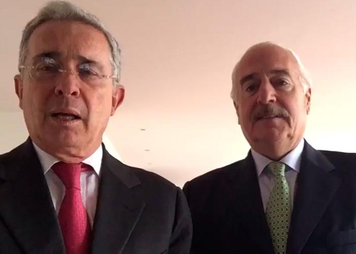 Uribe y Pastrana no son la salvación de Colombia