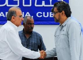 Reunión  definitiva en La Habana para destapar las propuestas del No