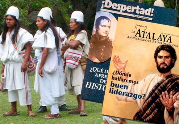 ¡Fuera Testigos de Jehova y Pentecostales de nuestro territorio! Fue la decisión de los indígenas Wiwa