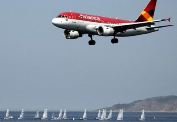 Dos aviones de guerra venezolana pusieron en riesgo vuelo de Avianca