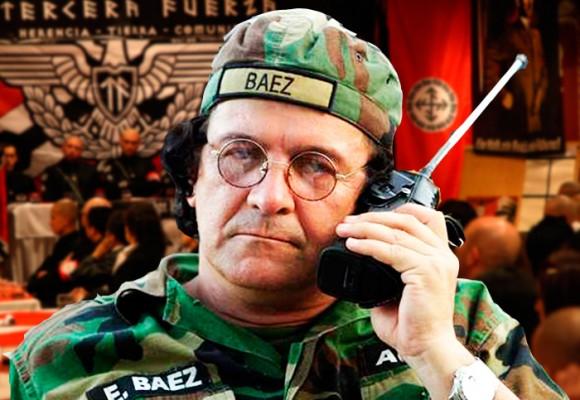 El proyecto político paramilitar y neonazi que no le cuajó a Ernesto Báez