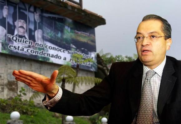 La Catedral de Pablo Escobar: el lunar en la vida de Fernando Carrillo