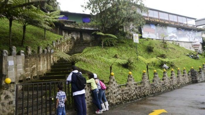 Escobar manejo a sus anchas 'La Catedral', de donde se escapó sin que el gobierno Gaviria hubiera podido poner en cintura. . (Foto Univisión)