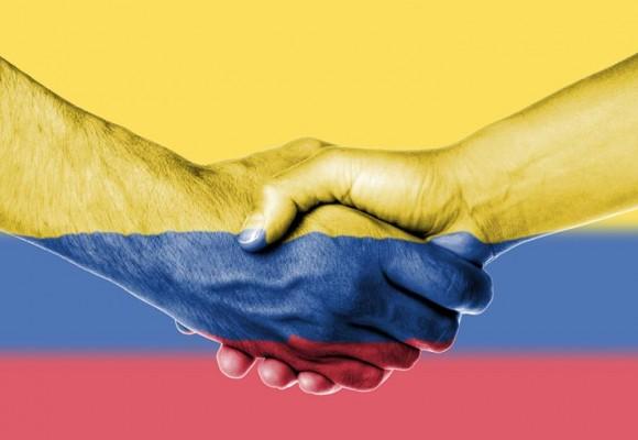 """El """"pasito"""" de la paz en Colombia"""
